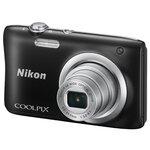 Компактный фотоаппарат Nikon Coolpix A100