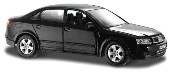 Легковой автомобиль Maisto Ауди А4 (31990) 1:24 18 см