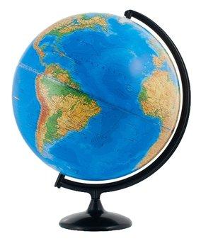 Глобус Глобусный Мир Физический 420mm 10322