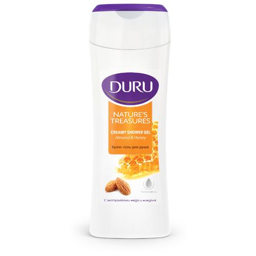 Крем-гель для душа Duru Natures treasures С медом и экстрактом миндаля 250 млДля душа<br>