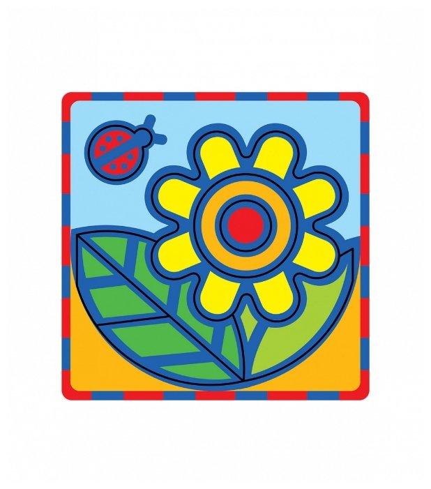 Рамка-вкладыш Умная Бумага Цветок (166-12)