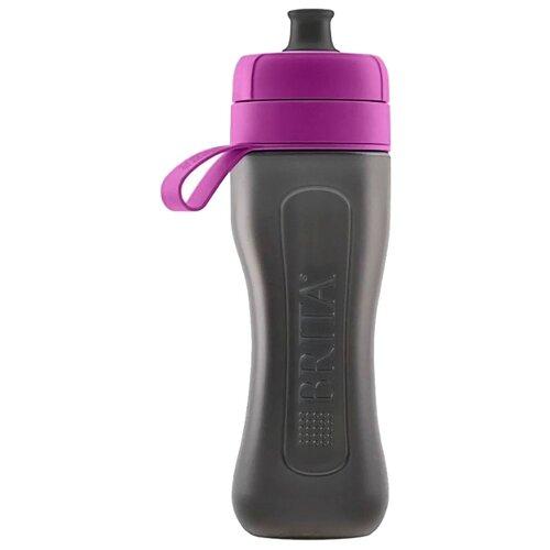 Фильтр переносной Brita Fill&Go Active фиолетовый