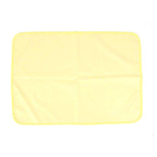 Купить Многоразовая клеенка Фея 48х68 желтый 1 шт., Пеленки, клеенки