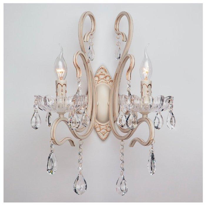 Настенный светильник Eurosvet Etna 12205/2 белый