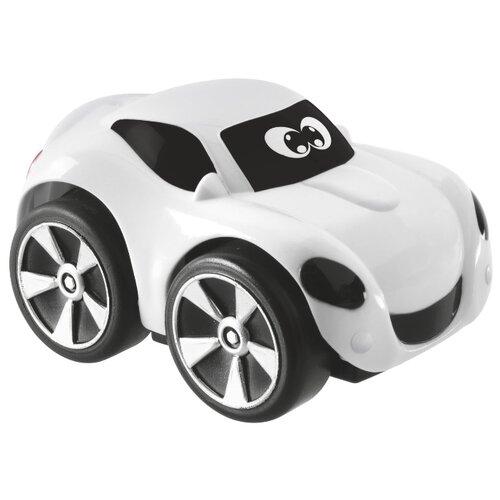 Купить Машинка Chicco Turbo Touch Walt (00009363000000) 9 см белый, Машинки и техника