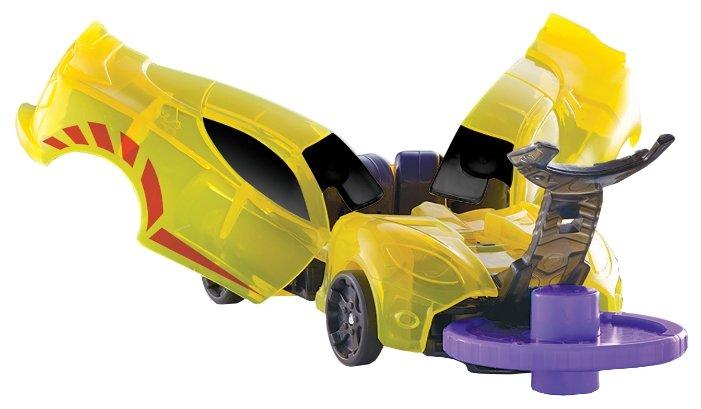 Screechers Интерактивная игрушка трансформер РОСМЭН Дикие Скричеры. Линейка 1. Спаркбаг (34822)