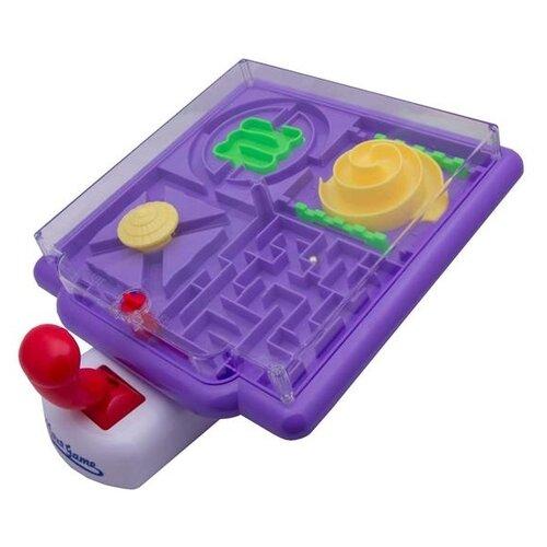 Настольная игра Di hong Лабиринт 4 в 1 Y3037099Настольные игры<br>