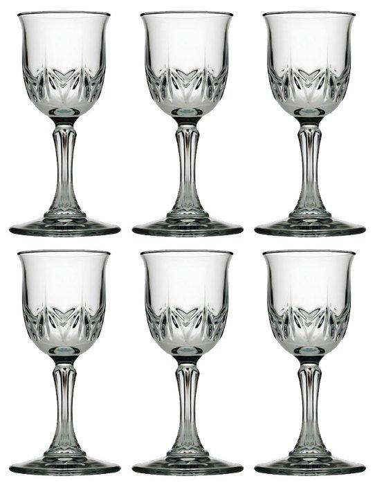 Набор бокалов для виски Pasabahce Karat 300 мл, 6 шт, Pasabahce (Пашабахче)