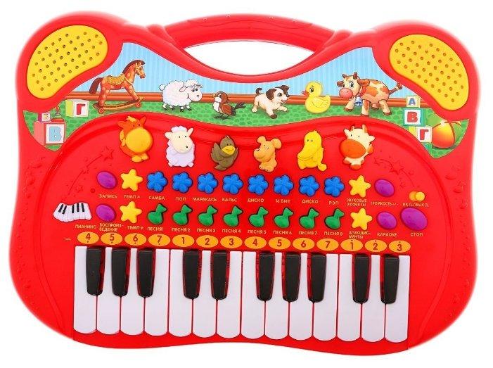 Умка пианино с функцией записи B969-H29076-R