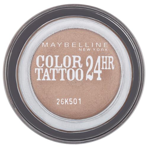 Maybelline New York Тени для век Color Tattoo 24 часа 35, Бронзовый рай maybelline color tattoo тени для глаз тон 102 мерцающая фантазия