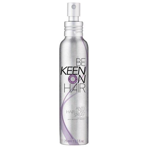 KEEN Сыворотка-спрей против выпадения волос Anti Hair Loss, 75 мл краска для волос keen keen ke132lwayzs0