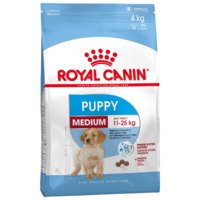 Royal Canin Корм для собак  Medium Junior