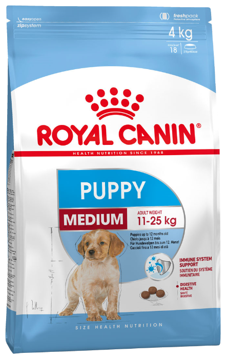 Корм для собак Royal Canin Medium Junior