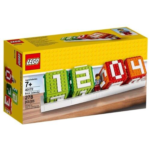 Конструктор LEGO Seasonal 40172 Календарь из кубиковКонструкторы<br>