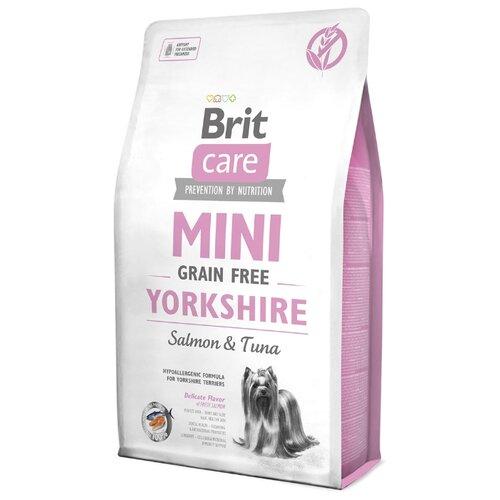 Корм для собак Brit (2 кг) Care Mini Grain Free YorkshireКорма для собак<br>