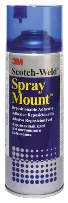 Scotch Клей-спрей SprayMount 7243 400 г