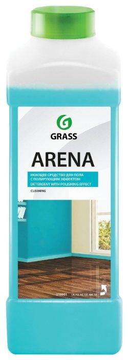 Купить GraSS Средство для мытья полов Arena 1 л по низкой цене с доставкой из Яндекс.Маркета (бывший Беру)