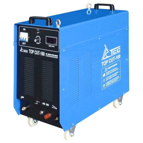 Фото - Инвертор для плазменной резки ТСС TOP CUT-160 инвертор для плазменной резки русэлком cut 30 10499