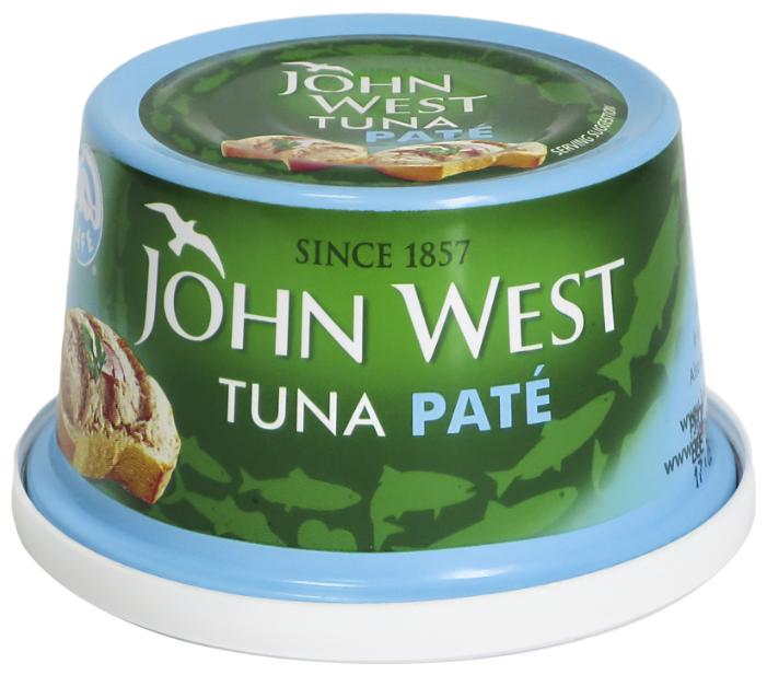 Паштет John West из тунца 125 г