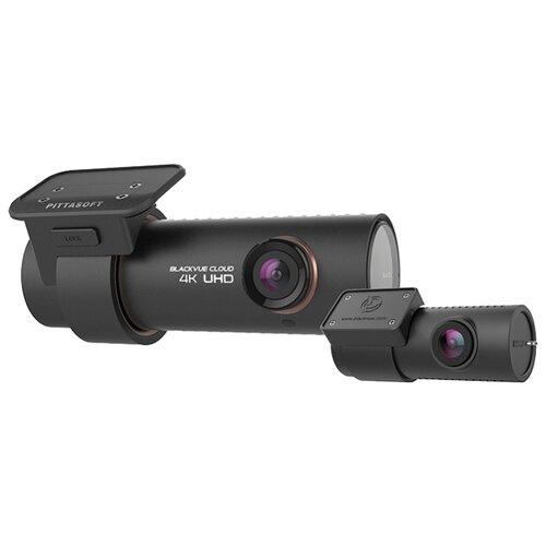 Видеорегистратор BlackVue DR900S-2CH, 2 камеры, GPS черный