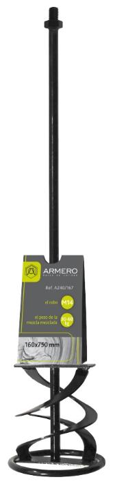Насадка для миксера M14 Armero A240/167 160x750 мм