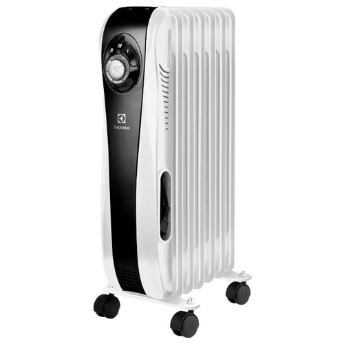 Масляный радиатор Electrolux EOH/M-5157N белый/черный