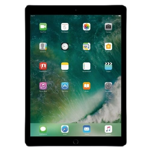 Планшет Apple iPad Pro 12.9 (2017) 512Gb Wi-Fi space grey