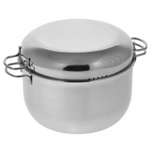 Пароварка Амет Классика-Прима 1с2340, 5 л, серебристый
