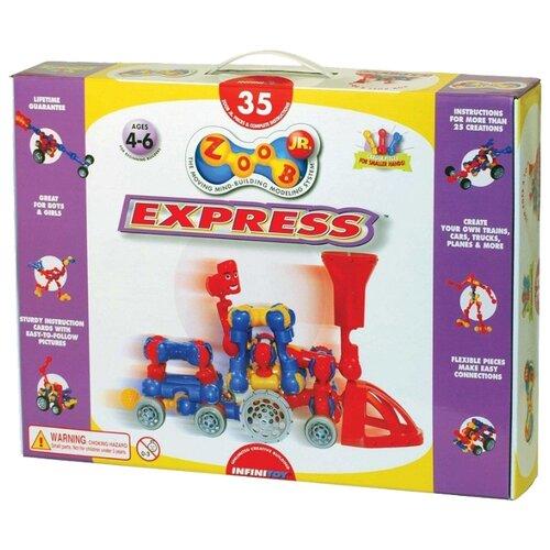 Конструктор Zoob ZOOB JR.13035 ExpressКонструкторы<br>