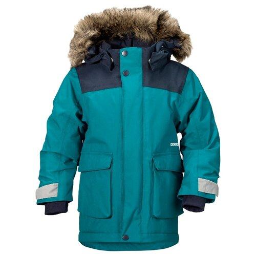 Куртка Didriksons Kure 501848 размер 90, 216 синий лёд парка didriksons marcel