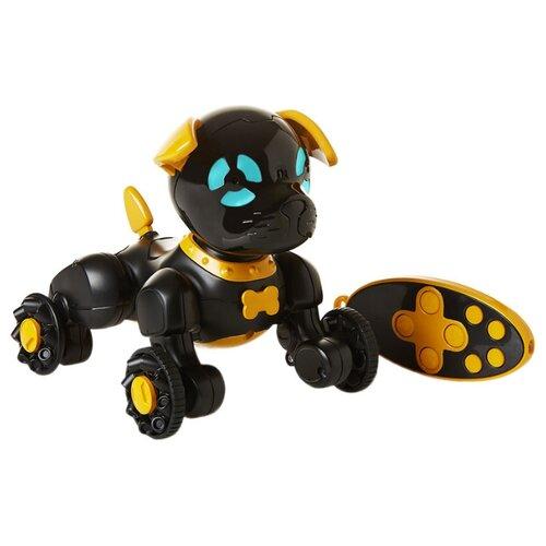 Купить Интерактивная игрушка робот WowWee Chippies черный, Роботы и трансформеры