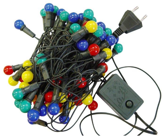 Гирлянда Sh Lights Жемчужные шарики, 140 диодов, 700 см, IRP140/4M