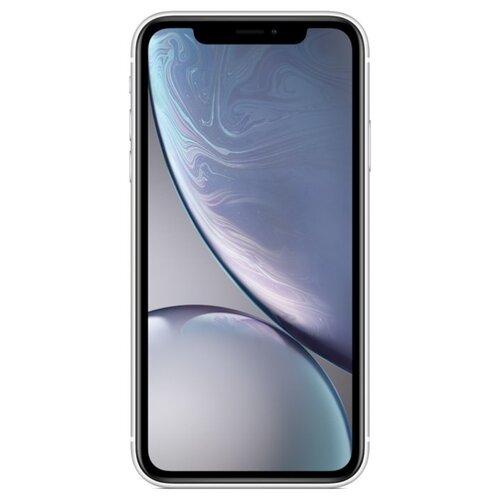 Смартфон Apple iPhone Xr 256GB белый (MRYL2RU/A)Мобильные телефоны<br>