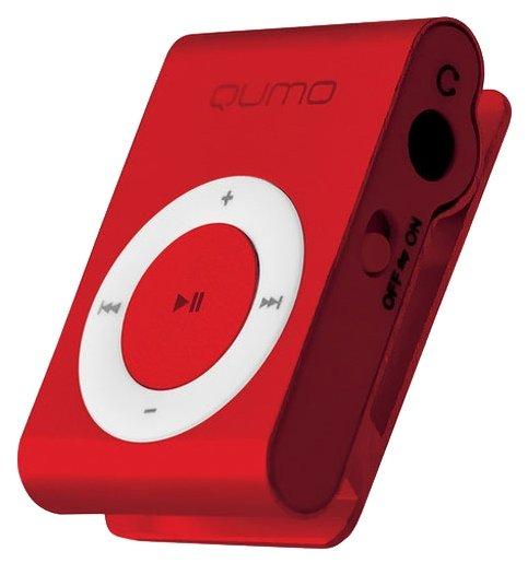 Qumo Плеер Qumo Red 4Gb