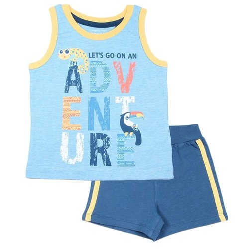 Комплект одежды cherubino размер (086)-52, бирюзовыйКомплекты<br>