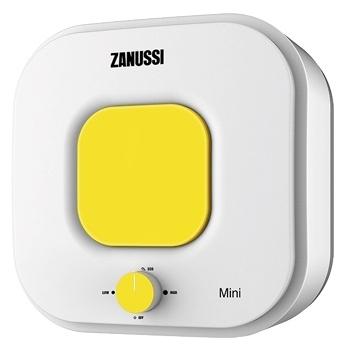 Характеристики модели Накопительный электрический водонагреватель Zanussi ZWH/S 10 MINI O на Яндекс.Маркете