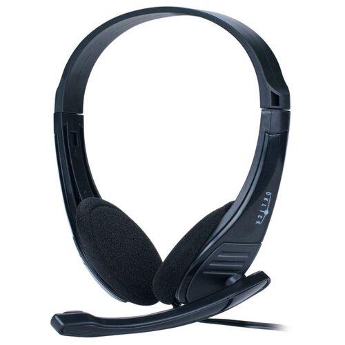 Компьютерная гарнитура OKLICK HS-M150 черный цена 2017