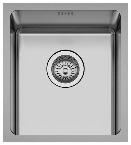 Стоит ли покупать Врезная кухонная мойка Seaman ECO Roma SMR-3438A.A 34х38см нержавеющая сталь? Отзывы на Яндекс.Маркете