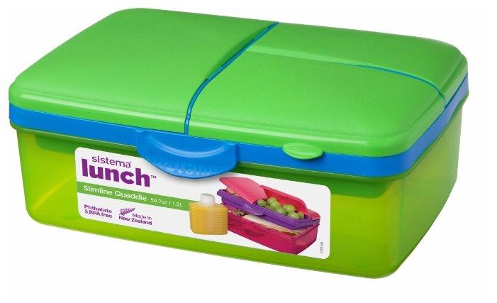 Ланч-бокс 3965_салатовый, зеленый