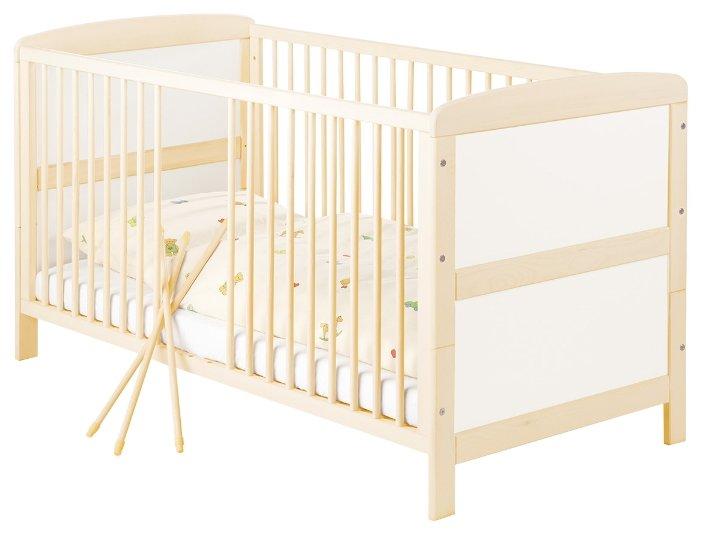Кроватка Pinolino Florian (классическая)