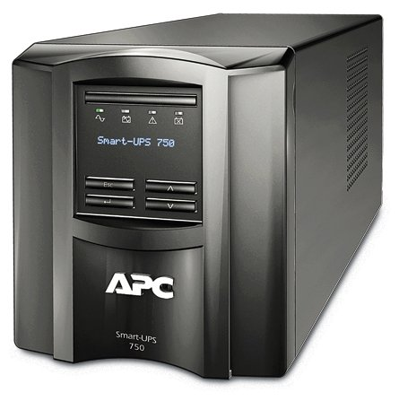 Интерактивный ИБП APC by Schneider Electric Smart-UPS SMT750I