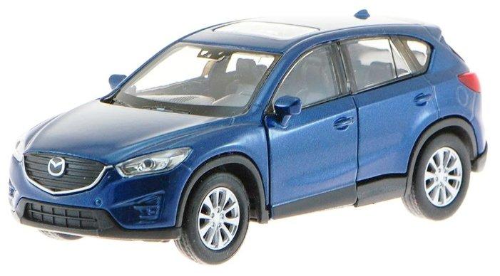 Welly модель машины 1:34-39 Mazda CX-5 43729 белая