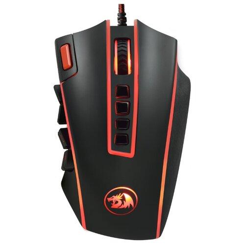 Купить Мышь Redragon Legend Black-Red USB