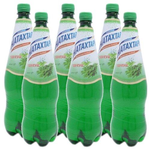 лимонад напитки из черноголовки крюшон 6 шт по 1 л Лимонад Натахтари Тархун, 1 л, 6 шт.