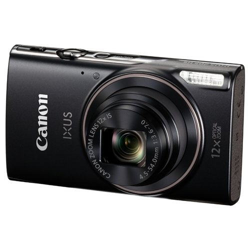 Купить Фотоаппарат Canon IXUS 285 HS черный
