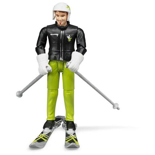 Купить Фигурка Bruder Лыжник 60-040, Игровые наборы и фигурки