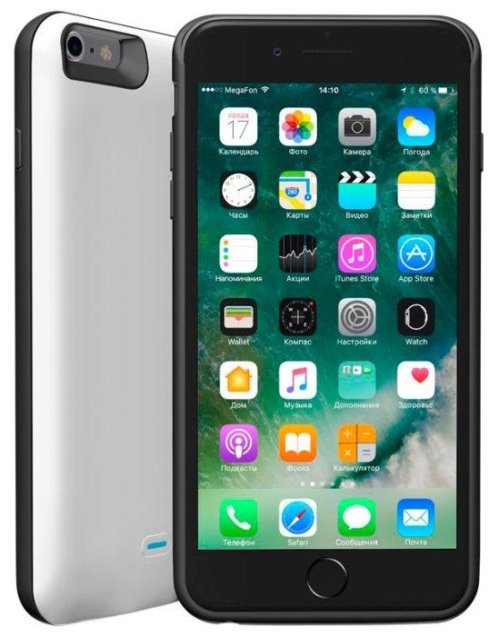 Чехол-аккумулятор Deppa NRG Case (33526) для Apple iPhone 6 Plus/iPhone 6S Plus