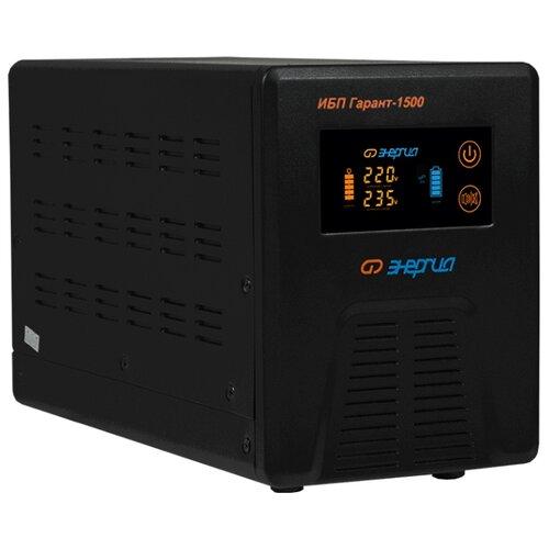 Купить Интерактивный ИБП Энергия Гарант 1500