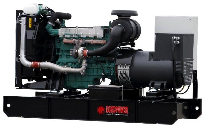 Дизельный генератор EUROPOWER EP130TDE (104000 Вт)