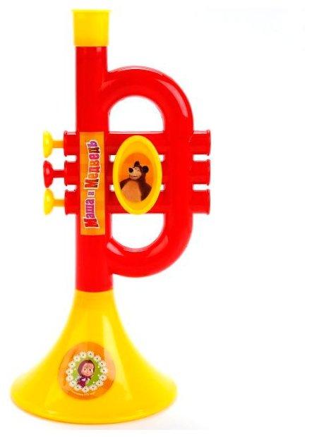 Играем вместе труба Маша и Медведь B782628-R2
